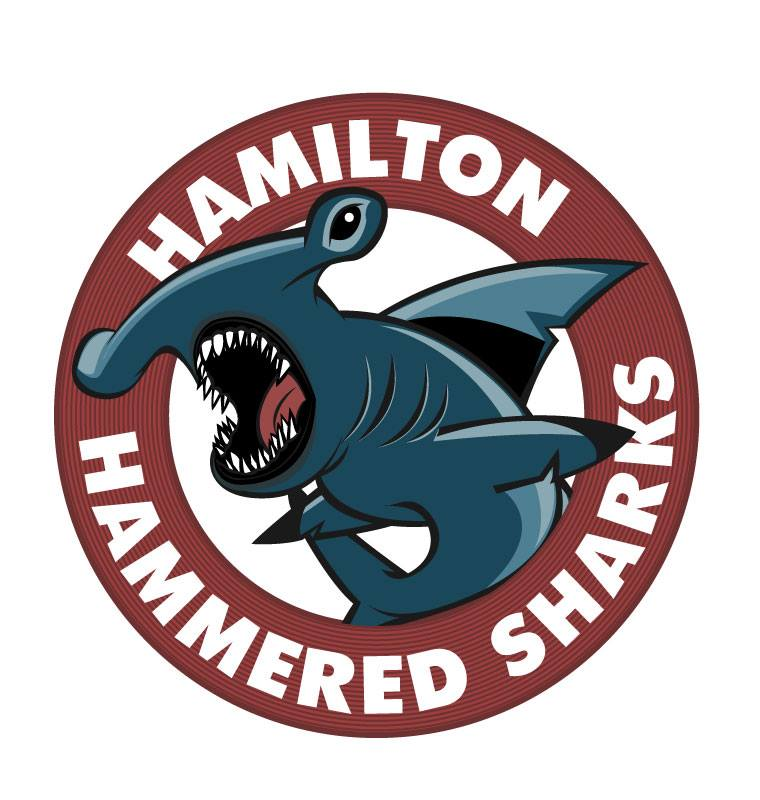 Hamilton Hammered Sharks